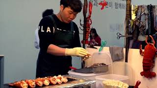 Download Korea Street Food Video