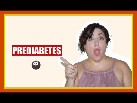 Pre Diabetes Symptoms and Treatment