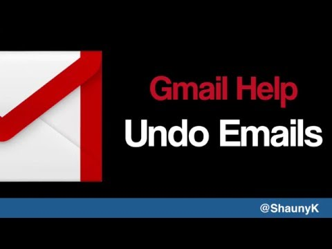 Gmail Help - Undo Send for your emails (Unsend emails)