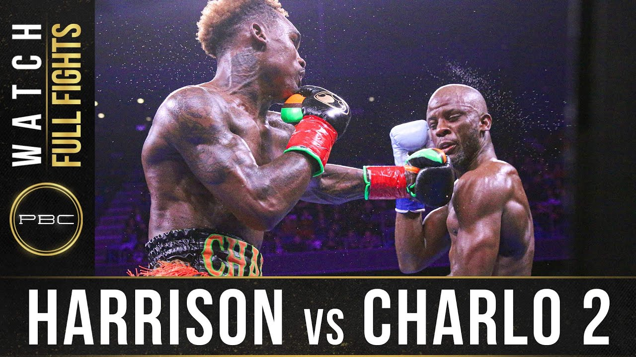 Charlo vs Harrison 2 FULL FIGHT: December 21, 2019 - PBC on FOX