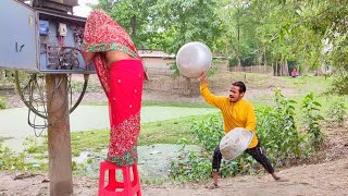 Best Amazing Comedy Video / 2021 Non-Stop Video Must Watch New Funny Video / Bindas Fun Masti