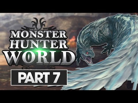 Monster Hunter World Walkthrough Part 7: Tobi-Kadachi