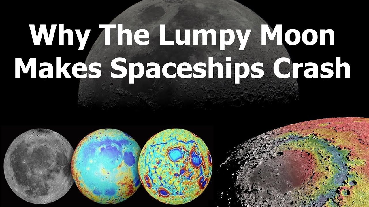 Why Do Lunar Satellites Eventually Crash Into The Moon?
