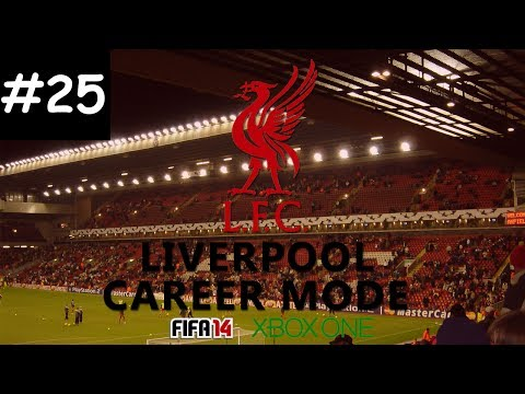 FIFA 14: Liverpool Career Mode - Youth Academy Project | Episode #25 -