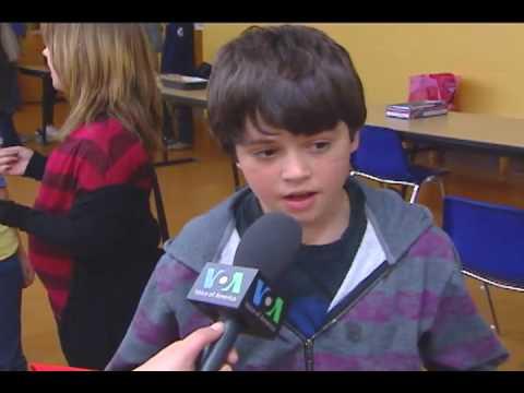 Children want to help Afghanistan VOA-Dari