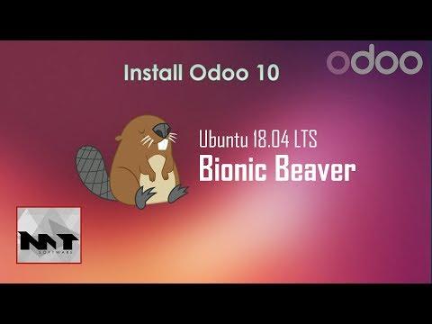 How To Install Odoo 10 on Ubuntu 18.04