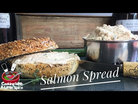 How to Make Salmon Spread at Home