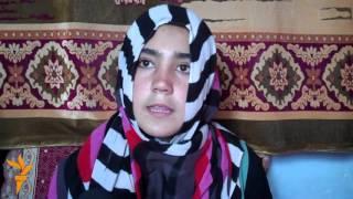 یک دختر نوجوان افغان نامزد جایزه صلح سازمان حقوق کودکان هالند شده است