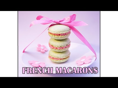 Strawberry French Macarons | Recipe |