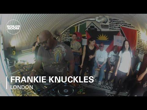 Frankie Knuckles Boiler Room London DJ Set