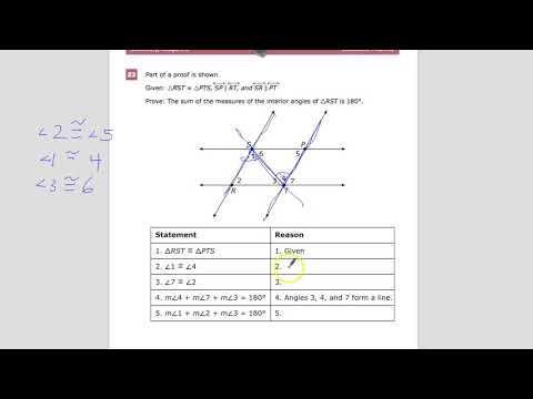 Question 23 - Geometry - TNReady Practice Test