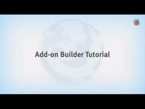 Firefox for Developers: Introducing Firefox Add-on Builder & Add-on SDK