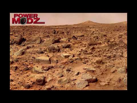 THE FIRST SOUNDS EVER RECORDED ON MARS!  PowerModz!