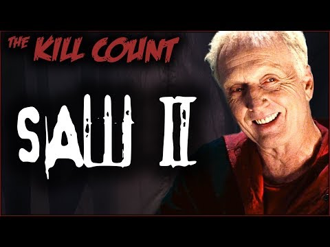 Saw II (2005) KILL COUNT