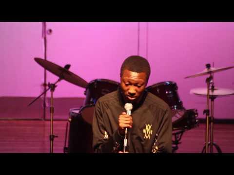 Ola - Dartford Grammar School Talent Show 2016