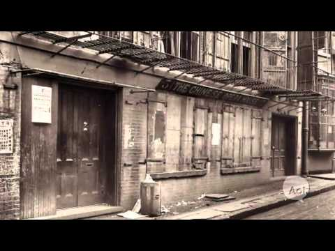NYC's Murder Alley - Doyers St., Chinatown - What Remains