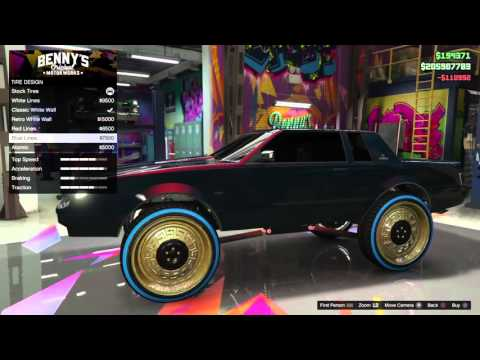 Gta V Lowrider Pt 1 Car Show!
