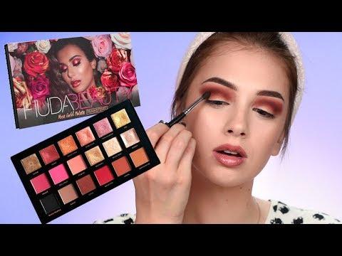 HUDA Beauty REMASTERED Rose Gold Palette First Impression