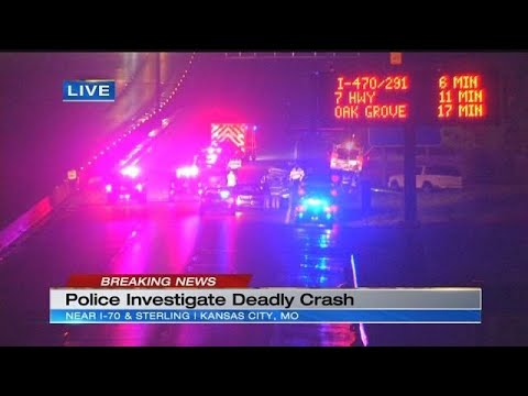 Man dies after 4-vehicle crash on EB I-70 near Sterling