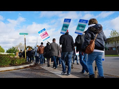 News Update: Ontario Colleges on Strike