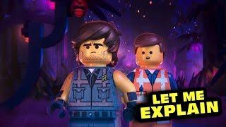 The GENIUS of The Lego Movie Explained