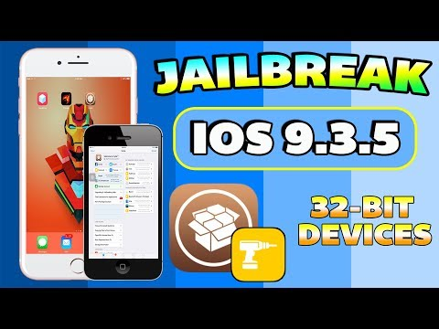 How To Jailbreak iOS 9.3.5 No Computer iPhone 4S,5,5C,iPad 4,3,2, Mini 1,iPod Touch 5