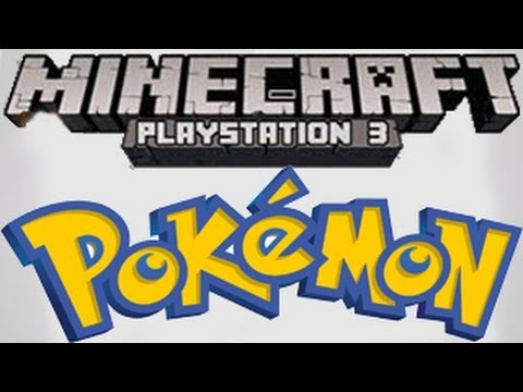 Minecraft ( PS3 / XBOX 360 ) - PoKeMoN Survival Island Seed - PlayStationTU17