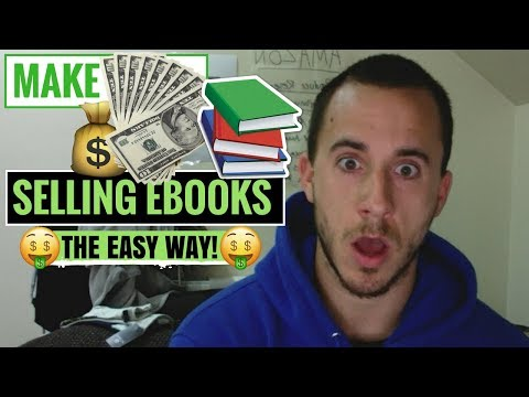 How to Make Money Selling eBooks on Amazon Without Writing a Single Word!