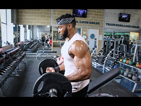 BICEPS & TRICEPS Workout for Bigger Arms| Full Routine & Top Tips | OBI Vincent