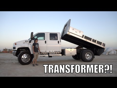 The ULTIMATE Chevy Work Truck!