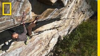 This Rock Climbing Kid Has a Hidden Strength: His Super Mom   Short Film Showcase