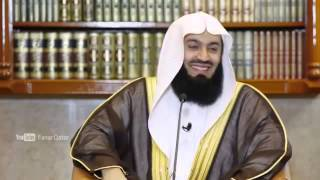 Child comes and tell Dad i broke the window  By Mufti Menk