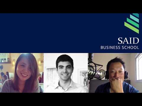 AN INSIDE LOOK INTO OXFORD SAID MBA   MBAW S03 EP07