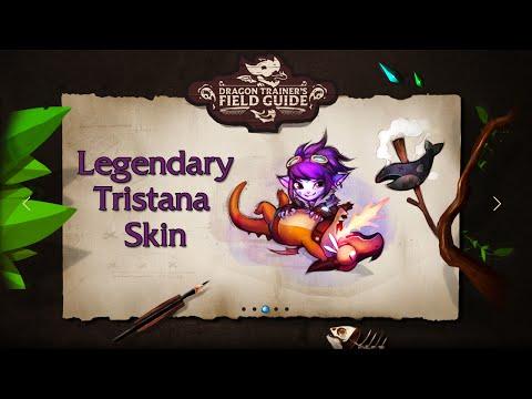 Dragon Tamer Tristana   Legendary Tristana Skin   League of Legends News [GER]