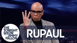 RuPaul Plays Dirty Charades with Jimmy