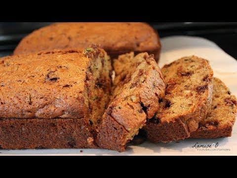 Zucchini Bread | Chocolate Chip Zucchini Bread | Episode 112