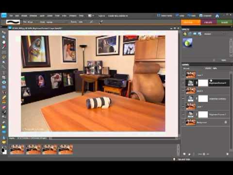 Using Photshop Elements for Multiple Exposures