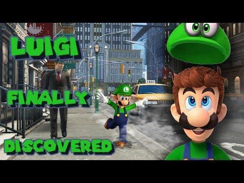 How To Unlock Luigi In Super Mario Odyssey
