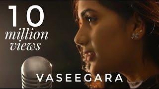 Vaseegara | Geethiyaa Varman | Music Cover