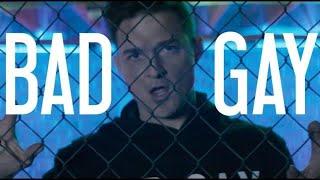 "BAD GAY - Billie Eilish "" Bad Guy"" Parody"