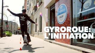 Initiation à la Gyroroue