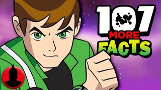 107 MORE Ben 10 Facts YOU Should Know - Cartoon Facts! (107 Facts S6 E15)