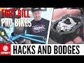 Hacks And Bodges – Fort William Pro Bike Edition