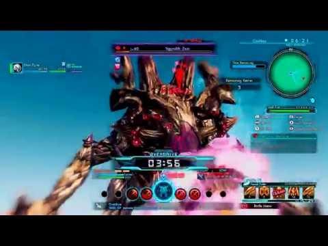 Xenoblade Chronicles X - Ares 90 Solo Yggralith Zero (202rp)