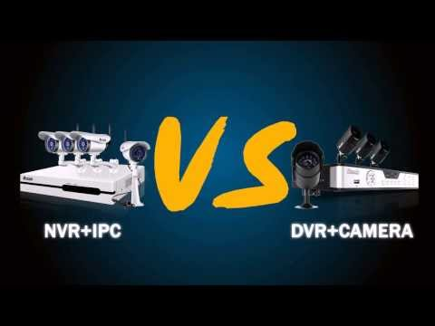 How to Choose the Right Home Security System: NVR vs DVR - Let DHgate tell you