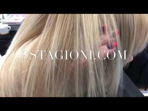 HOW TO REPAIR BLONDE DAMAGED HAIR