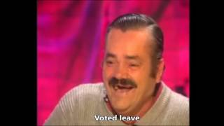 (Risitas Parody) Brexit, UK leaves the EU