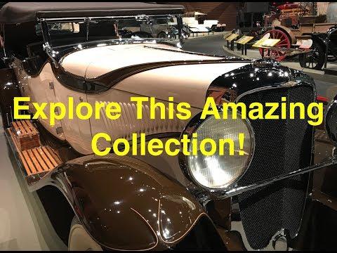 Dreams On Wheels! Exploring The Reynolds Alberta Museum