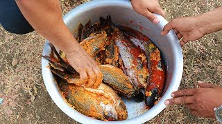 WHOLE FISH COOKING