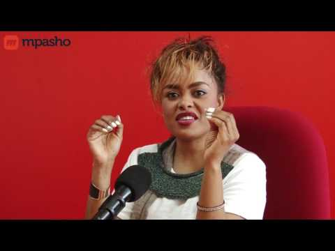 MPASHO TV: Avril On How Long Her Man Should Last In Bed